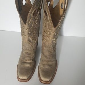 Rocky Boots Women's Cowboy Boots Cowgirl Boots Sz